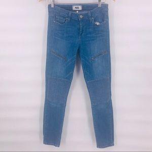 Paige skinny jeans size 27